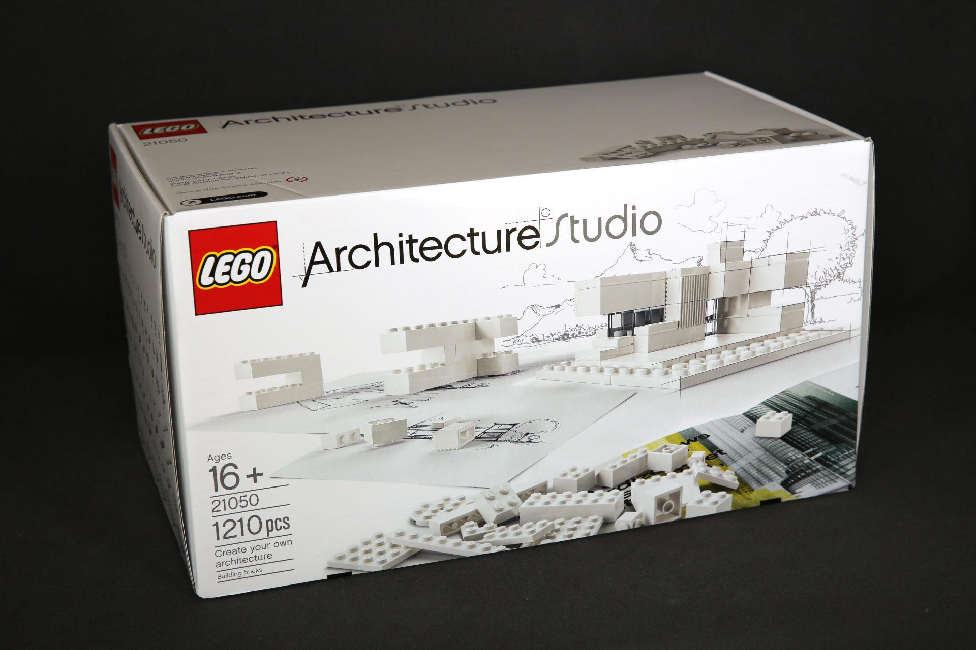21050 architecture studio set. Black Bedroom Furniture Sets. Home Design Ideas